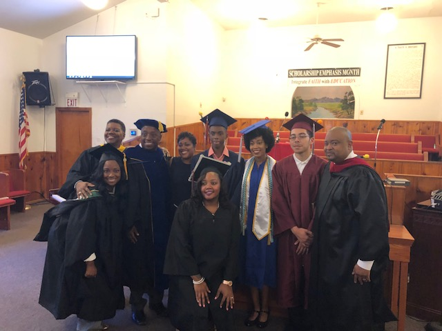 Baccalaureate service all