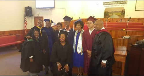 Class of 2018 Baccalaureate Service